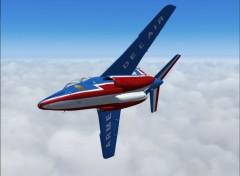 Fonds d'écran Avions Alphajet de la PAF
