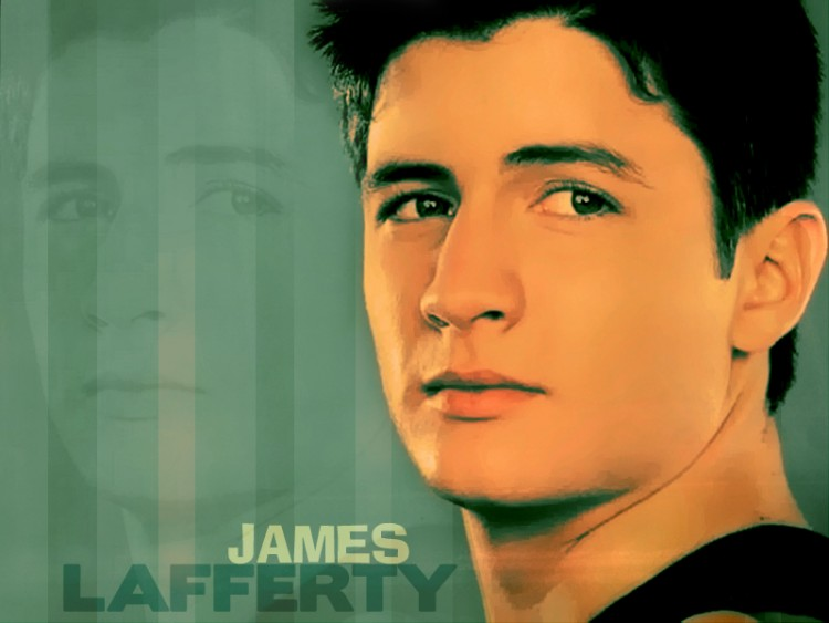 Fonds d'écran Célébrités Homme James Lafferty James Lafferty