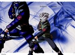 Fonds d'écran Manga Kakashi