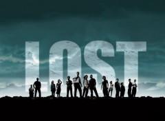 Fonds d'écran Séries TV Lost saison 1