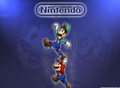 Fonds d'écran Jeux Vidéo Super Nintendo Bros