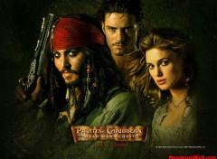 Fonds d'écran Cinéma pirates craibes et le secret du coffre