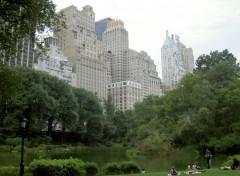 Fonds d'écran Voyages : Amérique du nord Central Park