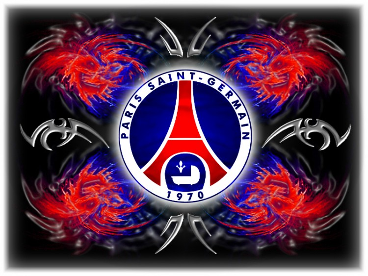 Wallpapers Sports - Leisures PSG Paris Saint Germain PSG Tribal