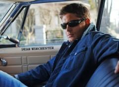 Fonds d'écran Séries TV Dean sunglasses