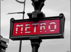 Wallpapers Trips : Europ METRO PARISIEN