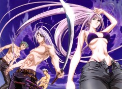 Fonds d'écran Manga ....
