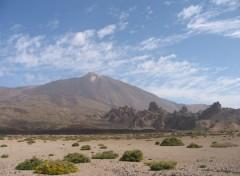 Fonds d'écran Voyages : Europe Tenerife et le Teide