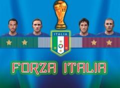 Fonds d'écran Sports - Loisirs Italia&pes5