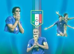 Fonds d'écran Sports - Loisirs Italiachampiondumonde