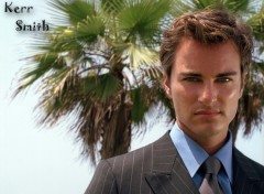 Fonds d'écran Célébrités Homme Kerr a la playa