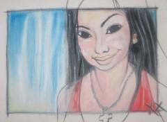 Fonds d'écran Art - Crayon elomoncoeur