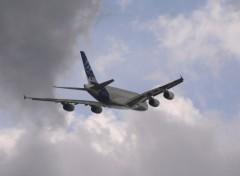 Fonds d'écran Avions A380