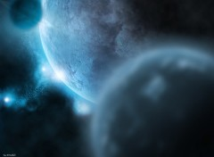 Wallpapers Fantasy and Science Fiction Dream of stars two