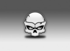 Fonds d'écran Art - Numérique Skull'Attitude