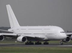 Fonds d'écran Avions A380 au roulage