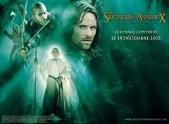 Fonds d'écran Cinéma Le seigneur des anneaux