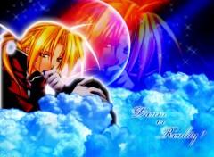 Fonds d'écran Manga Dream or Reality?
