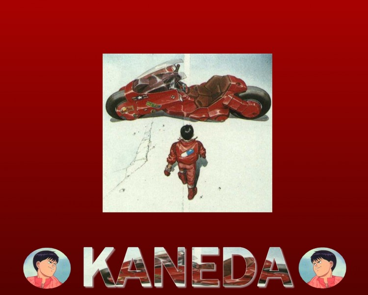 Wallpapers Manga Akira Kaneda