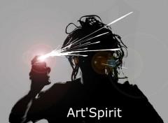 Fonds d'écran Art - Peinture Art caustique