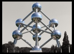 Wallpapers Constructions and architecture Bruxelles- Atomium