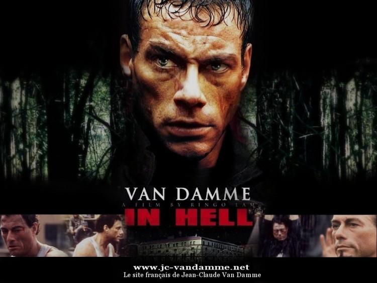 Fonds d'écran Célébrités Homme Jean-Claude Van Damme In Hell