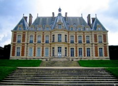 Wallpapers Constructions and architecture Chateau De Sceaux