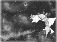 Fonds d'écran Manga Dark
