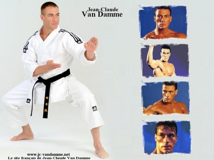 Fonds d'écran Célébrités Homme Jean-Claude Van Damme Jean-Claude Van Damme