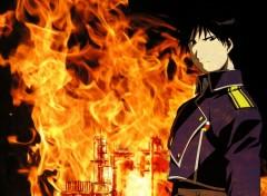 Fonds d'écran Manga encore roy ^^