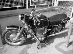 Fonds d'écran Motos BMW R75