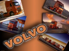 Wallpapers Various transports volvo globtrotter