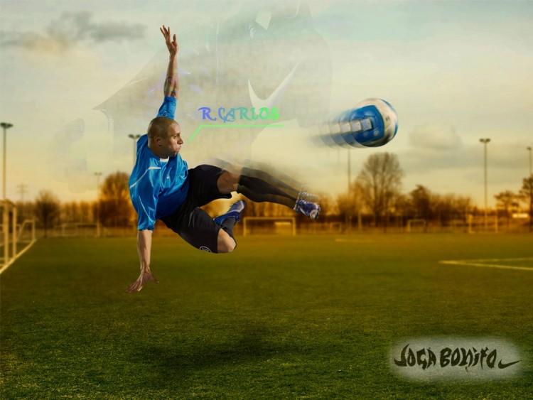 Fonds d'écran Grandes marques et publicité Nike Joga click!