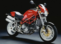 Fonds d'écran Motos ducati monster