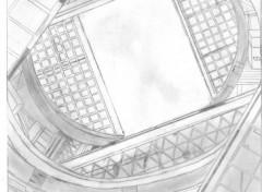 Wallpapers Art - Pencil Salle Akira