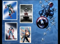 Wallpapers Comics Captain A