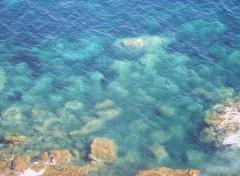 Fonds d'écran Nature nuance de bleu