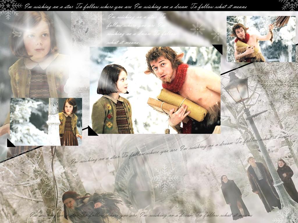 Fonds d'écran Cinéma Le Monde de Narnia: Chapitre 1 - le Lion, la Sorcière Blanche et l'Armoire Magique