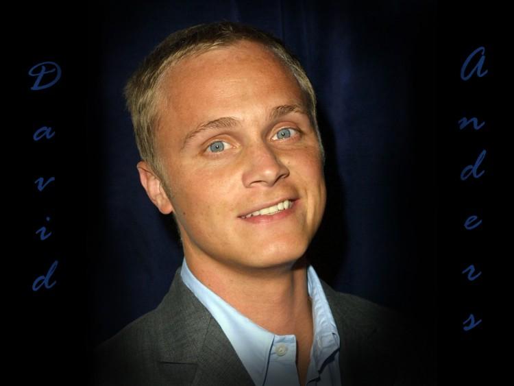 Fonds d'écran Célébrités Homme David Anders David Anders