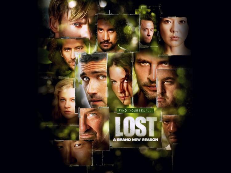 Fonds d'écran Séries TV Lost, les Disparus Lost s3