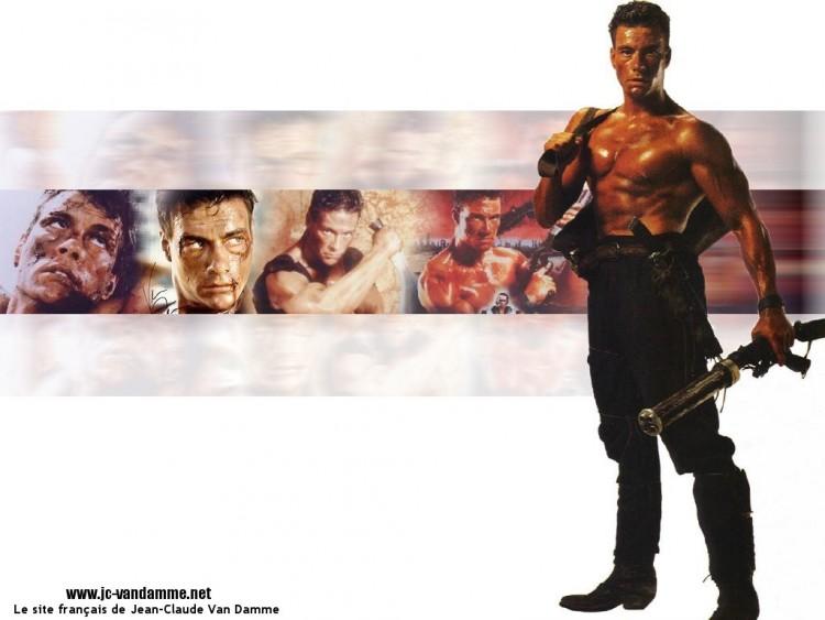 Fonds d'écran Célébrités Homme Jean-Claude Van Damme JC Van Damme