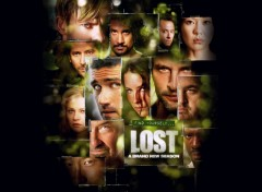 Fonds d'écran Séries TV Lost s3