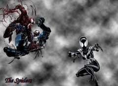 Wallpapers Comics the spiders