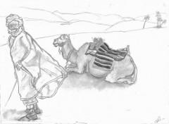Fonds d'écran Art - Crayon Image sans titre N°149414