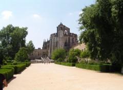 Fonds d'écran Voyages : Europe Convent of Christ in Tomar City