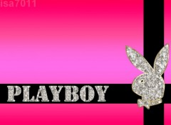 Wallpapers Brands - Advertising playboy isa7011