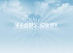 Fonds d'écran Grandes marques et publicité Summer_Blue