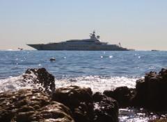 Fonds d'écran Bateaux méga-yacht