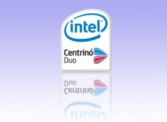 Fonds d'écran Informatique Centrino duo