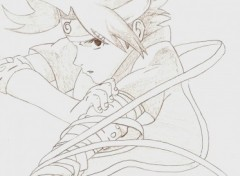 Wallpapers Art - Pencil sasuke